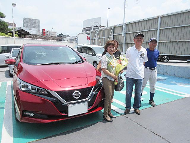 H.T様/上尾/★新車納車式★