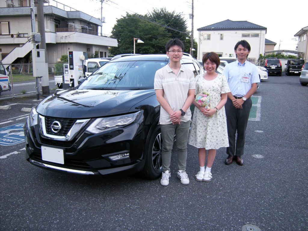 S様/飯能/飯能店 新車納車式