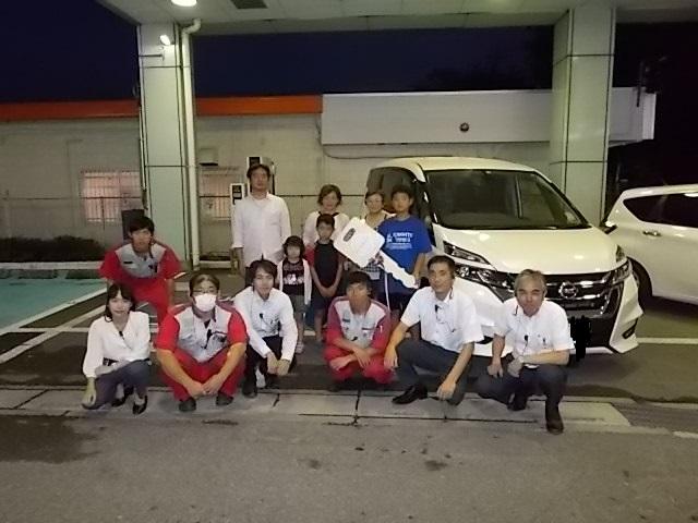 N様/所沢上安松/納車式