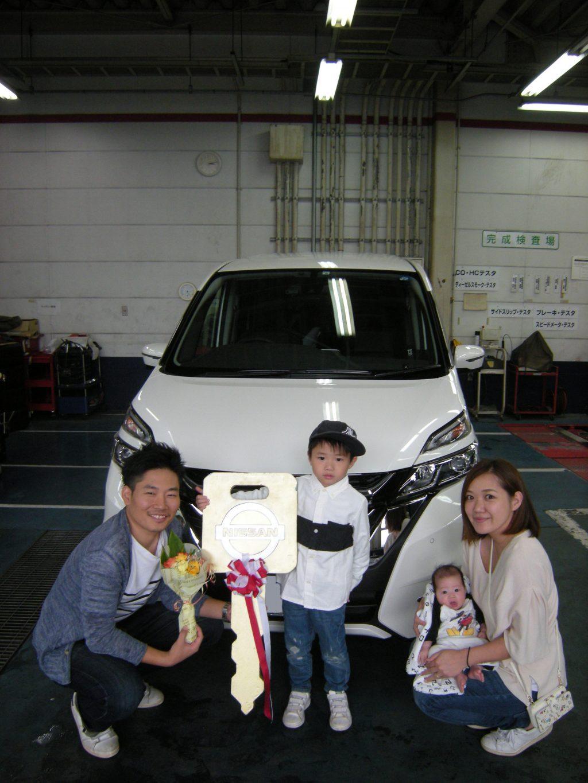 O様/飯能/飯能店 新車納車式