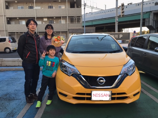 H様/大宮/✿❀新車納車式❀✿