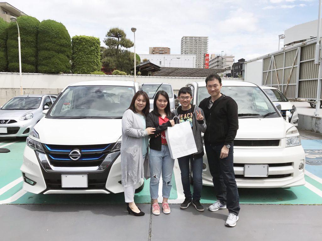 K・M様/上尾/★新車納車式★