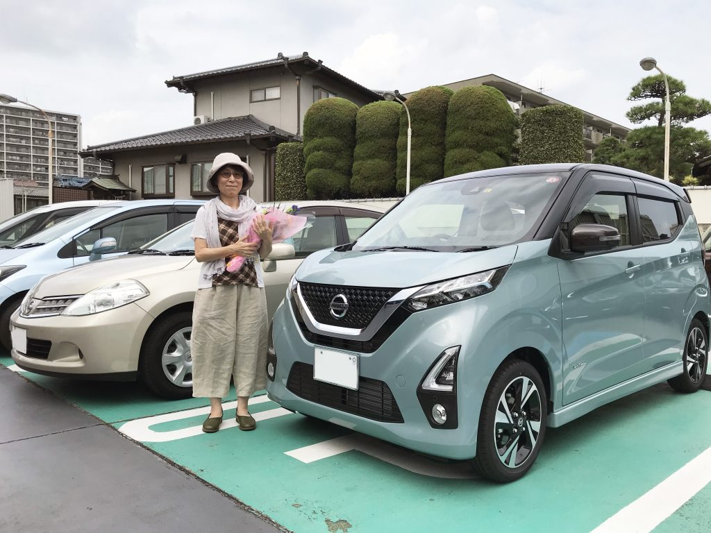 Y.K様/上尾/★新車納車式★