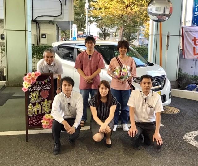 Y様/所沢上安松/新車納車式 所沢上安松店★