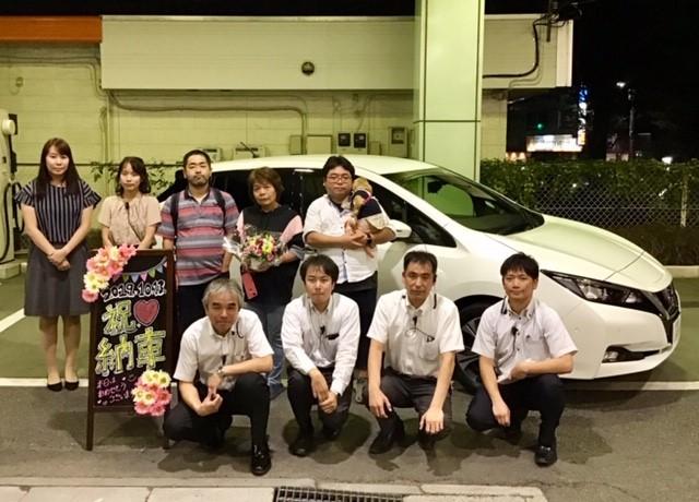 M様/所沢上安松/新車納車式 所沢上安松店★