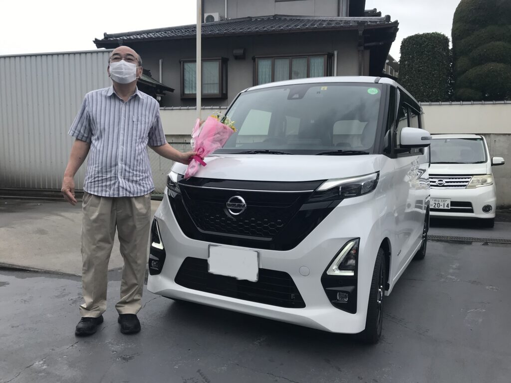 S.A様/上尾/★新車納車式★