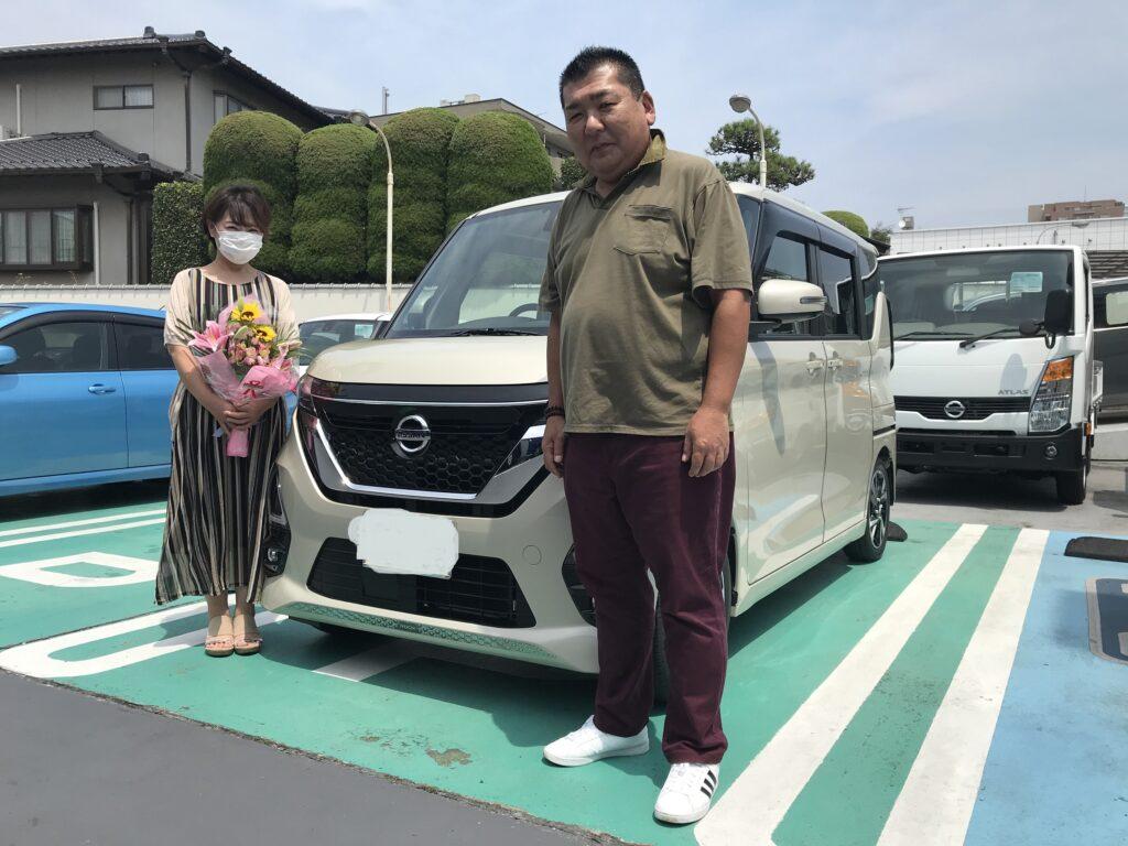 H.N様/上尾/★新車納車式★