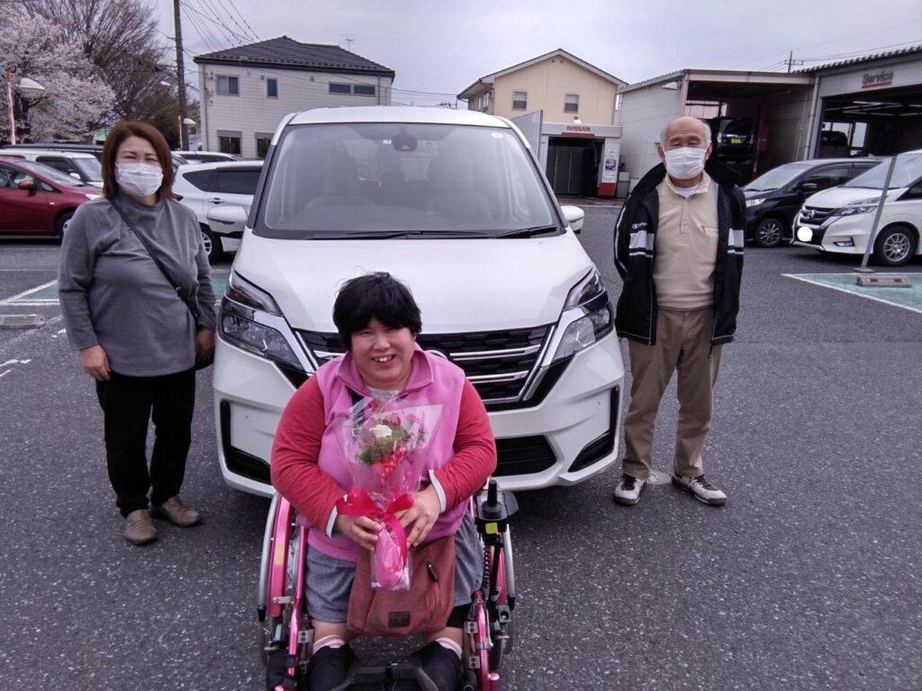 M様/飯能/飯能店 新車納車式
