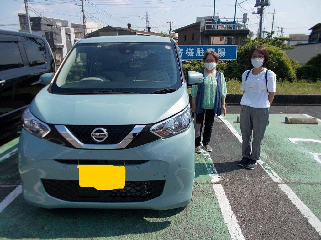 S様/川口芝/◆新車納車式 川口芝店◆