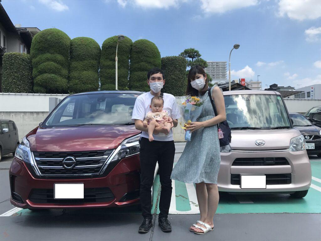 C.K様/上尾/★新車納車式★