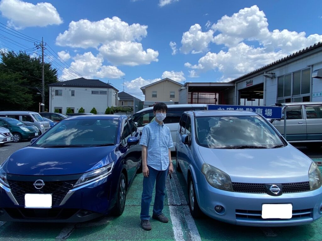 A様/飯能/飯能店 新車納車式