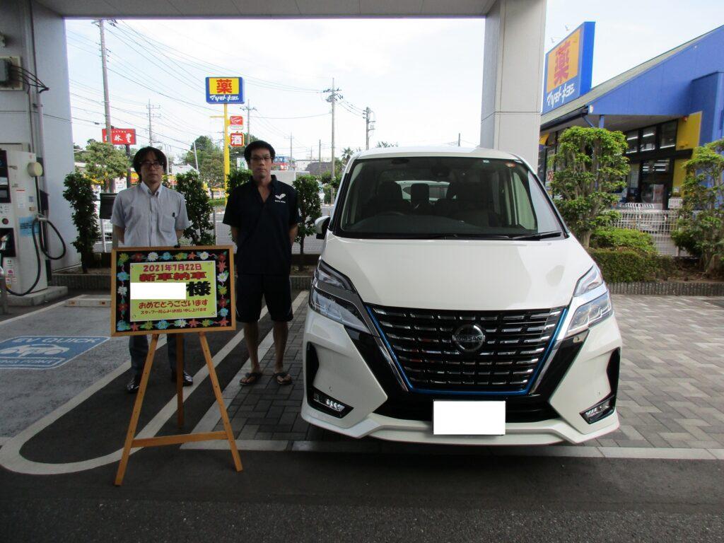 T様/浦和大間木/☆浦和大間木店 新車納車式☆