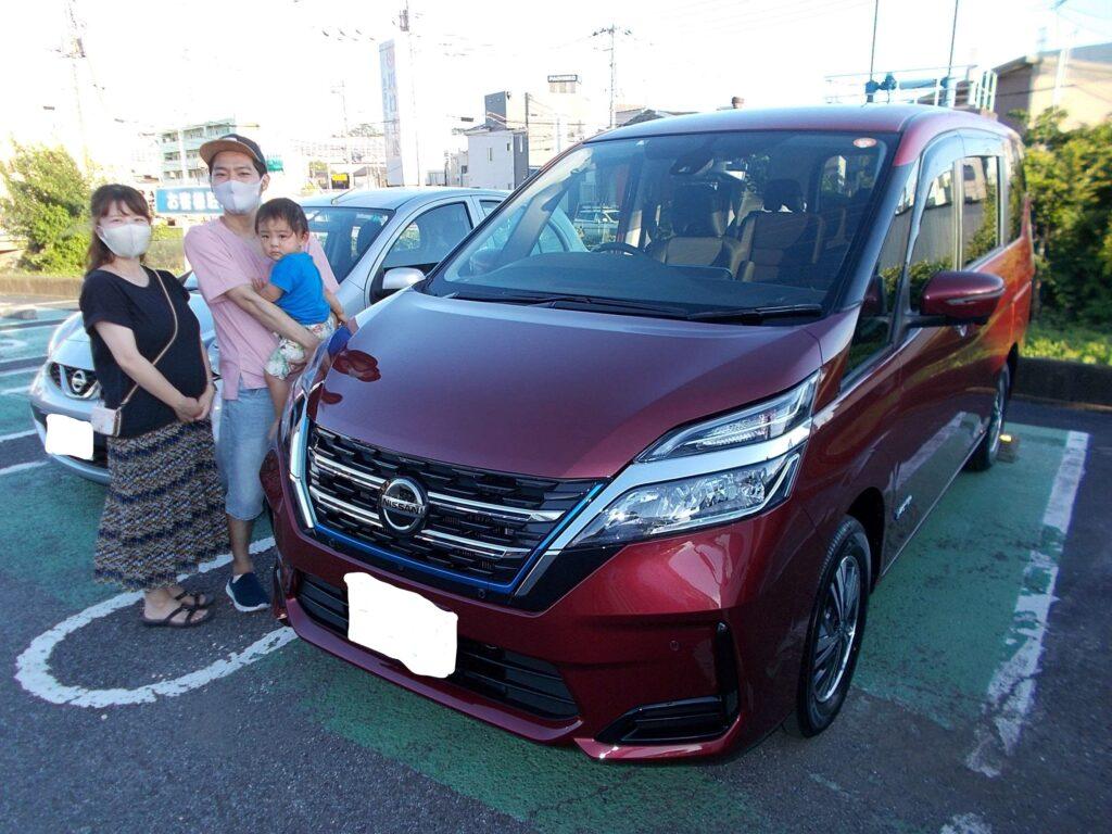 H様/川口芝/◆新車納車式 川口芝店◆
