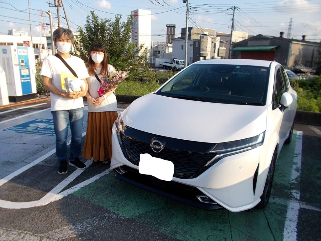 N様/川口芝/◆新車納車式 川口芝店◆