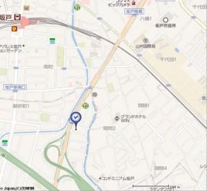 鶴ヶ島 地図