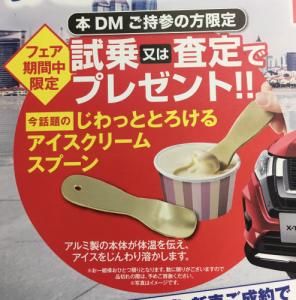 DMスプーン
