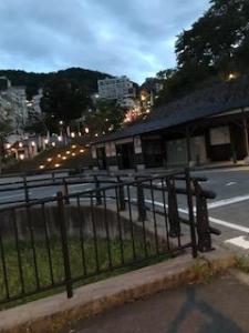 温泉&お祭り(^^)