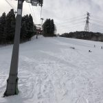 スノーボードへ