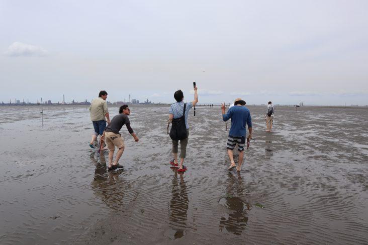 潮干狩り (´O`)/ ~カメラライフ~